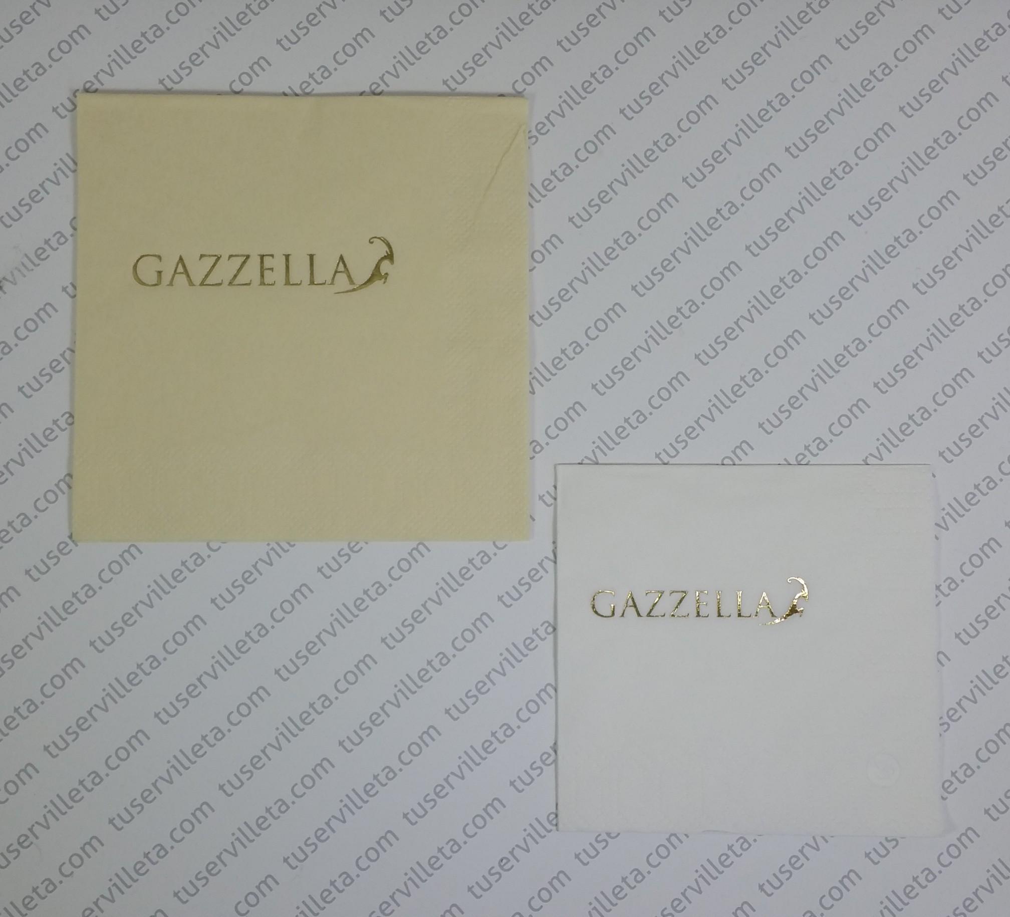 Servilletas Impresas Gazzella