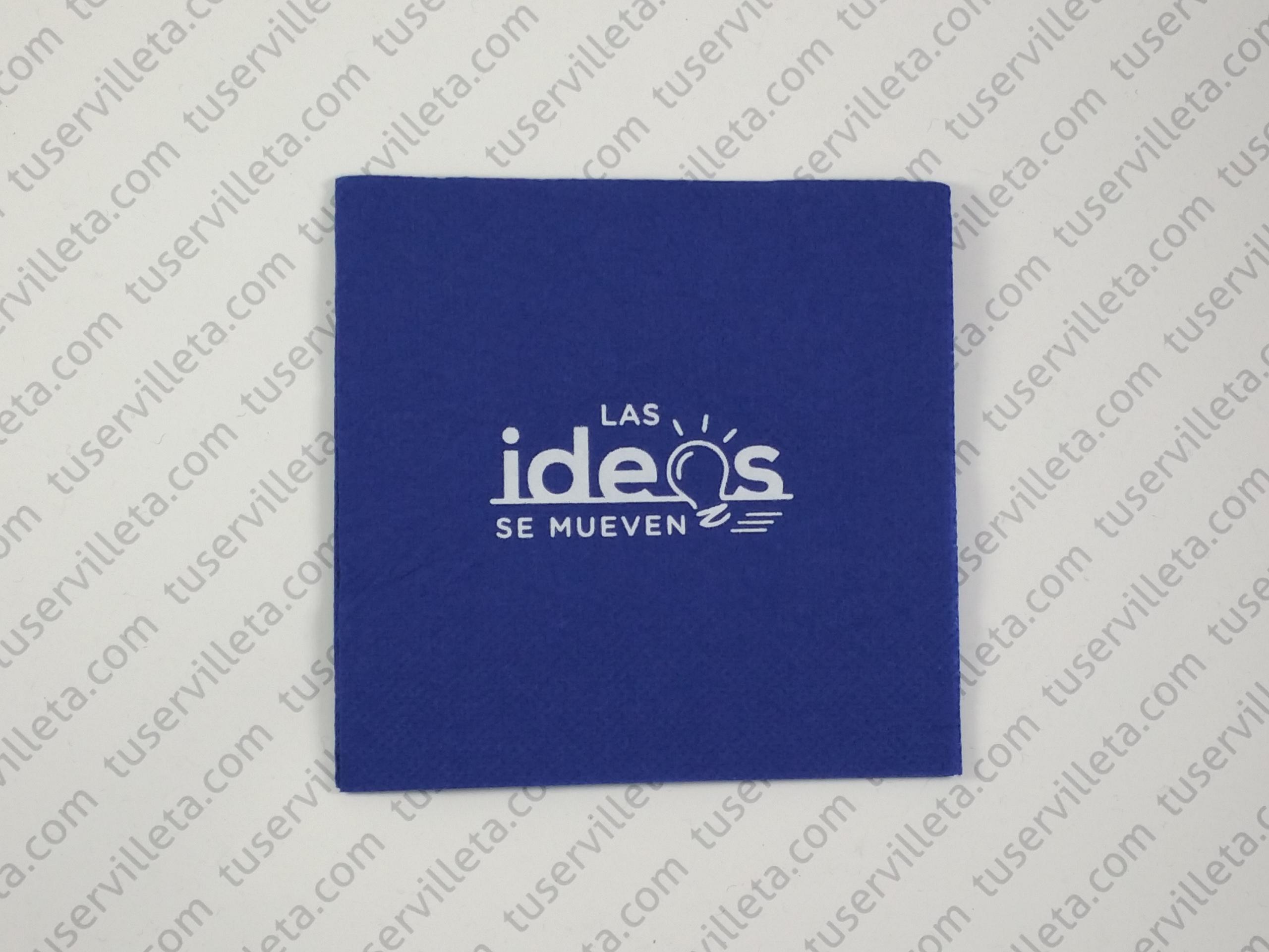 Servilletas Impresas Las Ideas